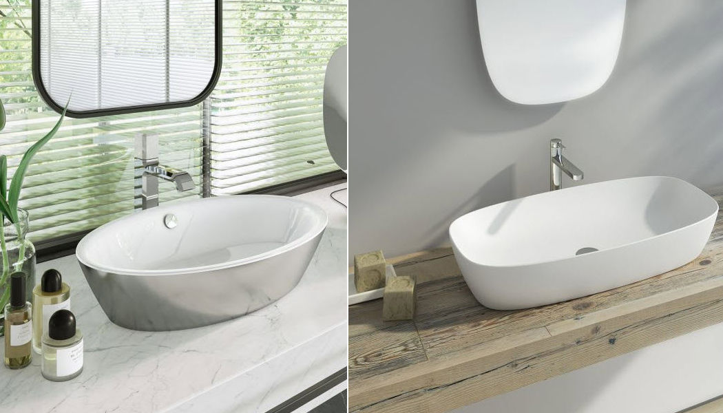CATALANO Waschbecken freistehend Waschbecken Bad Sanitär  |