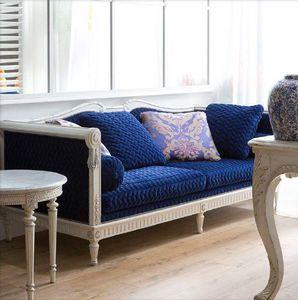 Moissonnier Sofa 4-Sitzer
