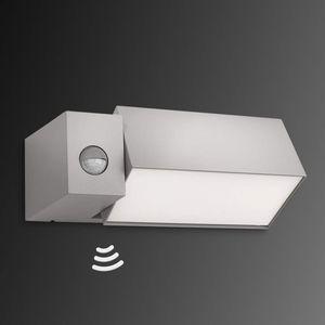 Philips Außenwandleuchte mit Detektor