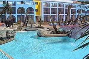 Action Park Multiforma Gemeinschaftsswimmingpool