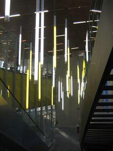 Trato Beleuchtung mit asymmetrischer Lichtabstrahlung