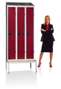 EVP - vestiaire industrie propre - Büro Garderobe