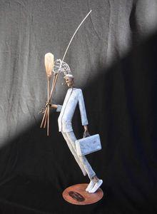 Métalfou Ph Roussel -  - Skulptur
