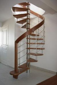 Créateurs d'Escaliers Treppenmeister -  - Wendeltreppe