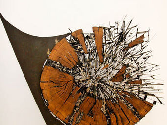 DEZIN-IN - serie dynamique - Skulptur