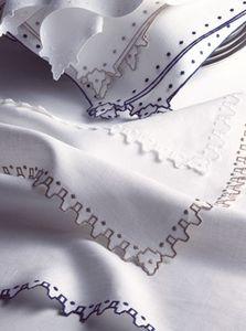 D. Porthault - festons - Tisch Serviette