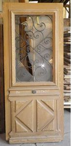 Portes Anciennes -  - Antike Tür