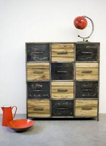 MOOGOO CREATIVE AFRICA -  - Schubladenmöbel