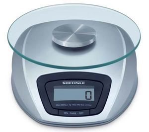 Soehnle - balance de cuisine siena 65840 - Elektronische Küchenwaage