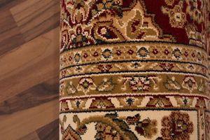 NAZAR - tapis tabris 200x290 red - Traditioneller Teppich