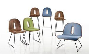 Chairs & More - gotham woody  - Stuhl