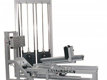 Laroq Multiform - squat couche 300kg - Multifunktionales Fitnessgerät
