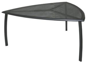 PROLOISIRS - table de jardin triangle malaga - Gartentisch