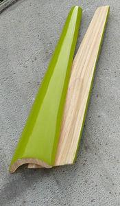 BIBOL - couverts à salade en babou anis 29,5x6cm - Vorlegebesteck