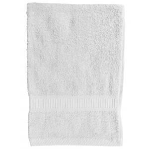 TODAY - serviette de toilette 50 x 90 cm - couleur - blanc - Handtuch