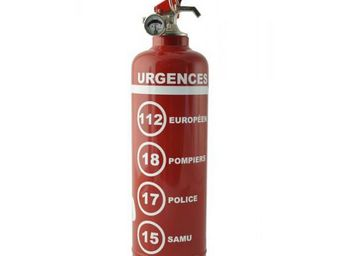 FIRE DESIGN - appareil d'extinction urgences - Feuerlöscher