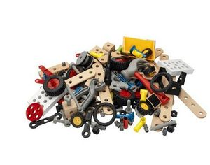 BRIO - coffret activité builder - Aufbau Spiel