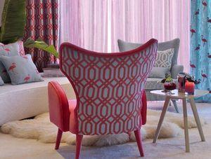 ALDECO -  - Sitzmöbel Stoff