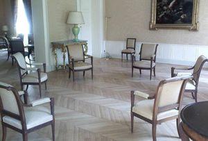 LE RECAMIER -  - Sitzmöbel Stoff