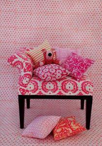 Inka - fauteuil 1232474 - Kissen Quadratisch