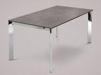 Domitalia - table repas extensible universe. - Rechteckiger Esstisch