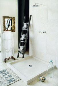 SDA Décoration - travertin - Badezimmer Fliesen