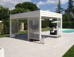 Gennius France -  - Terrassenüberdachung