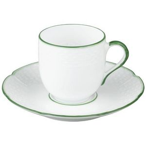 Raynaud - villandry filet vert - Kaffeetasse