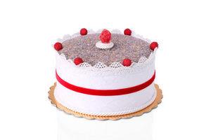 ROSSO CUORE - fancy cake alla lavanda colore bianco - Raumparfum
