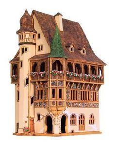 MIDENE DESIGN STUDIO -  - Puppenhaus