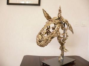 Creations PHILIPPE LAMBERT -  - Skulptur