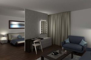UNICA MIRRORS DESIGN - mde505 - Badezimmerspiegel