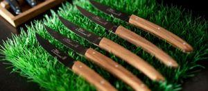 LAGUIOLE CLAUDE DOZORME - le thiers® - Steak Messer