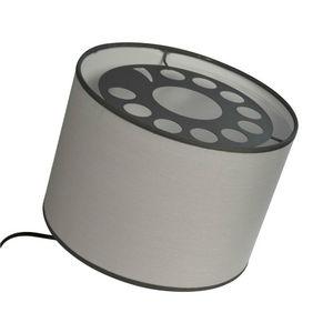 Metropolight - phone - lampe à poser gris | lampe à poser metropo - Tischlampen