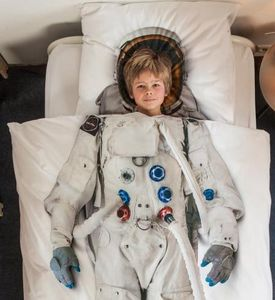 SNURK - astronaut - Kinder Bettbezug
