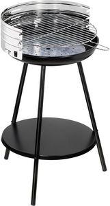 Dalper - barbecue à charbon rond en inox new clasic - Holzkohlegrill