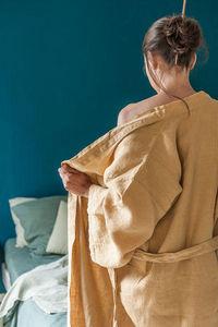 Couleur Chanvre -  - Kimono