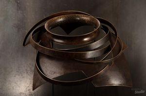 ELIE HIRSCH - demantelé - Skulptur
