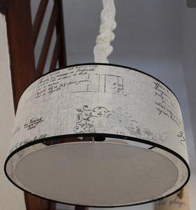 L'ATELIER DES ABAT-JOUR -  - Deckenlampe Hängelampe