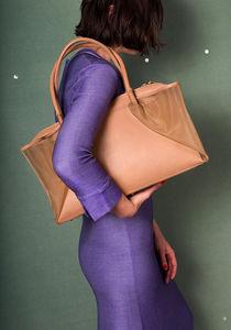 EVA BLUT - corolla tate - Handtasche