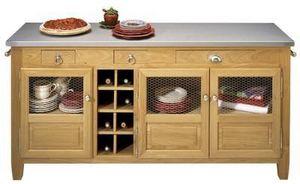 Meubles Strosser - bahut d'office - Küchenunterschrank
