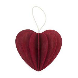 LOVI - lovi heart  - Weihnachtsbaumschmuck