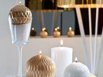 Bougies La Francaise - etincelante_ - Weihnachtskerze