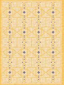 Holland & Sherry - cora - Moderner Teppich