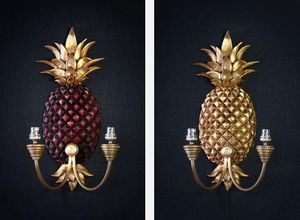 TODD KNIGHTS - ananas - Wandleuchte