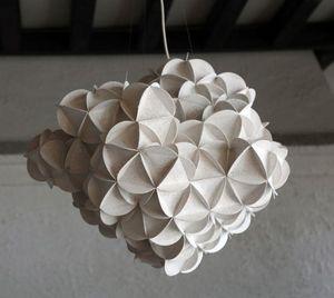 ANNE-PIERRE MALVAL - nuage - Deckenlampe Hängelampe