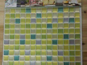 BEAUSTILE - mosaic fresh green -
