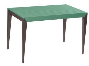 City Green - table rectangulaire de jardin portofino - 115 x 70 - Gartentisch