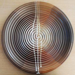 CERAMICHE BUCCI - diskos - Tablett