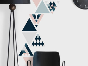PAPERMINT - les triangles - Sticker